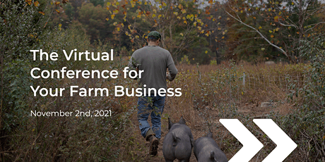 Direct Farm Conference: Brand 2021 tickets