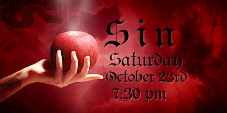 Sin: A Deadly Showcase tickets