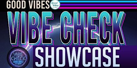 Vibe Check Tour tickets