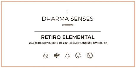 Dharma Senses - Retiro Elemental ingressos