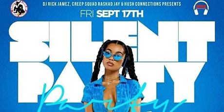 TRAP, R&B, and TWERK Silent Party tickets