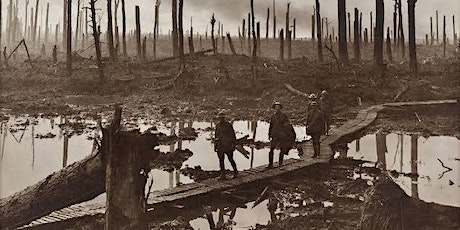 Passchendaele - a Lecture with military historian Dr Chris Puglsey tickets