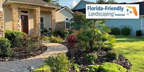 Creating a Florida-Friendly Landscape - Webinar biglietti