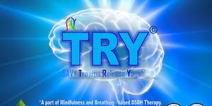 SAVY Trauma Release Yoga (TRY)