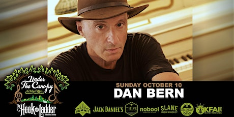 Dan Bern ~ A Special Afternoon of Song Under The Canopy tickets