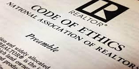 Realtor Only NAR Code of Ethics Complementary CE Lunch & Learn tickets