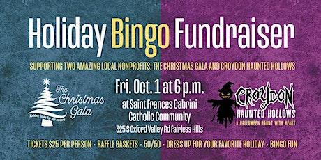 Holiday Bingo Fundraiser tickets