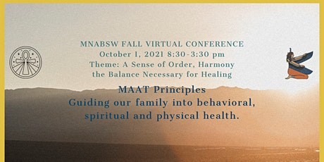 MN  Association of Black Social Workers Fall Virtual Conference tickets