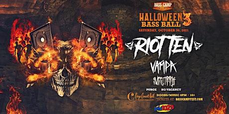 Halloween Bass Ball presented by Bass Camp tickets