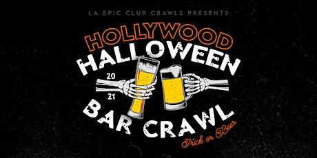 2021 Hollywood Halloween Bar Crawl - Day Crawl tickets