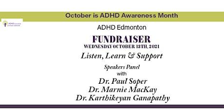Listen, Learn & Support.  Speakers Panel Fundraiser. tickets