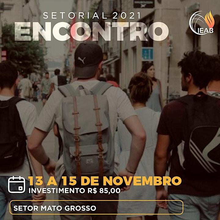Imagem do evento SETORIAL 2021 - SETOR MATO GROSSO