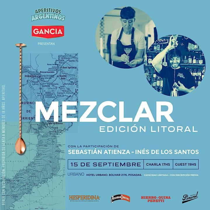 Imagen de MEZCLAR. Edición Litoral. Con Inés de los Santos y Sebastián Atienza