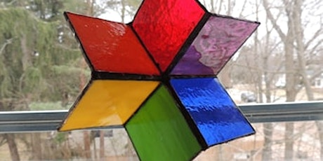 Intro to Stained Glass 3D Spinner tickets