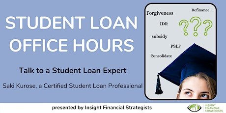 Talk to a Student Loan Expert! tickets