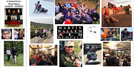 2021 Martin Wallem ALS Golf Tournament and Banquet tickets