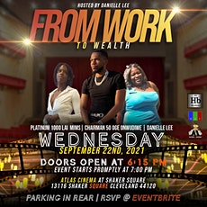 From Work To Wealth tickets