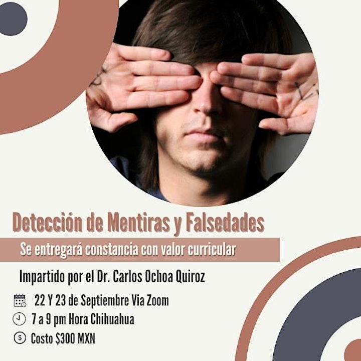 Imagen de Detección de mentiras y falsedades