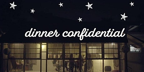 Virtual Dinner Confidential- AUTHENTICITY tickets