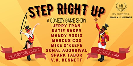 Step Right Up: A Comedy Game Show tickets