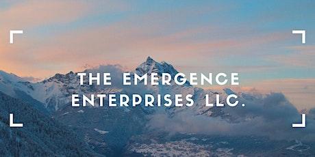 THE EMERGENCE ENTERPRISES, LLC. VIRTUAL LAUNCH EVENT tickets