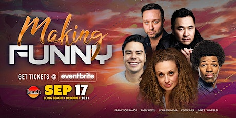 The Laugh Factory presents: Making Funny tickets
