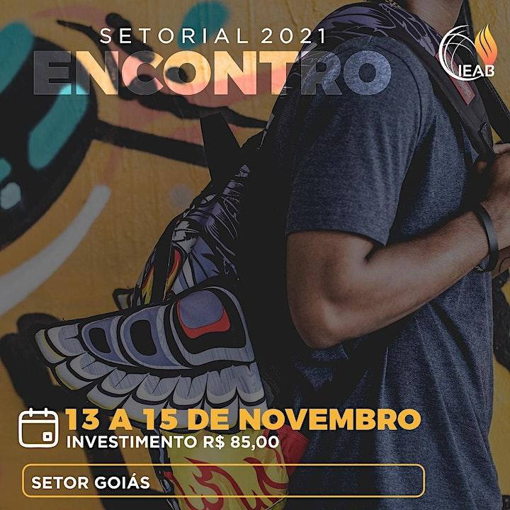 Imagem do evento SETORIAL 2021 - SETOR GOIÁS