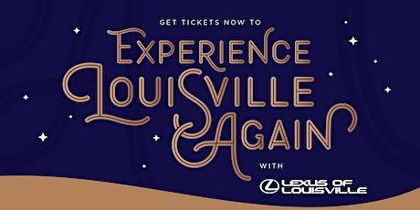 Experience Louisville Again with Lexus of Louisville tickets