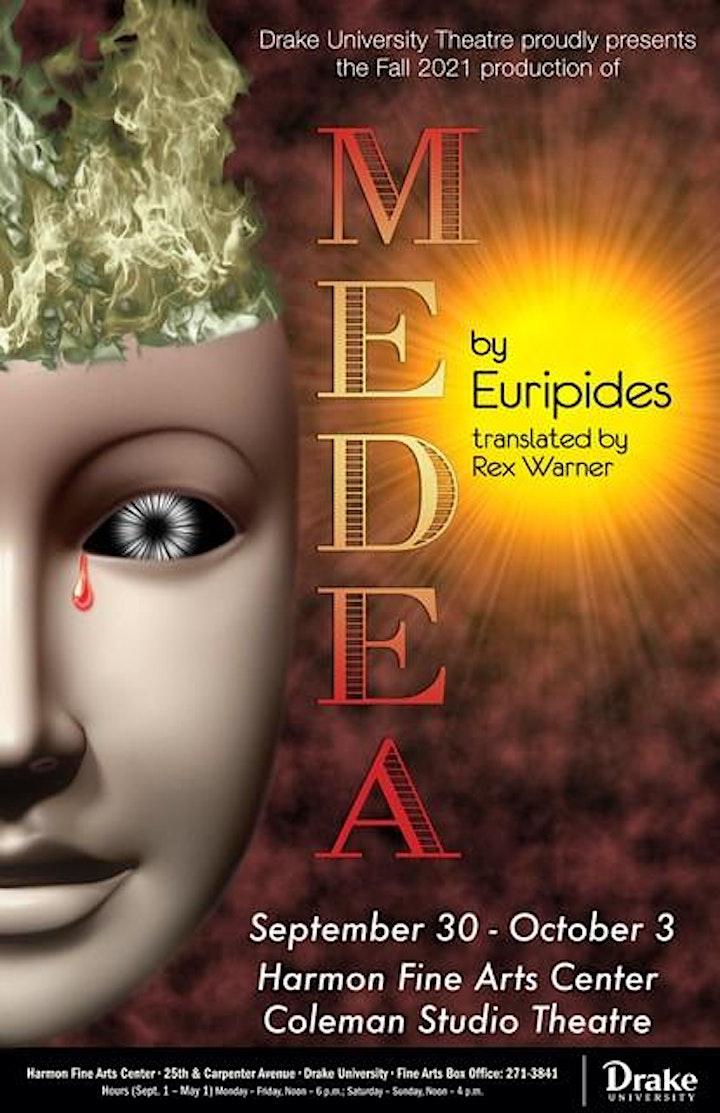 Drake Theatre Presents: Medea image