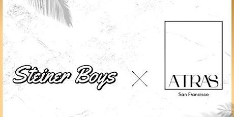 Atras x Steiner Boys tickets