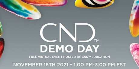 CND Demo Day with Nail Bay Supply tickets