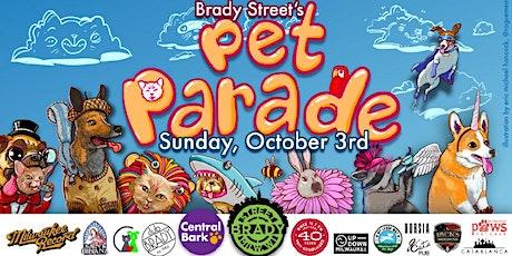 Brady Street Pet Parade 2021 tickets