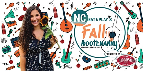 NC Eat & Play's Fall Hootenanny presented by Cheerwine | Live Music! tickets