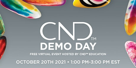 CND Demo Day with Premier Nail Source entradas