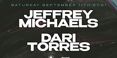 Spazio Presents: Jeffrey Michaels and Dari Torres tickets