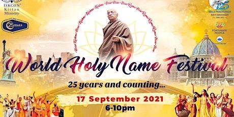 Dublin World Holyname Festival 2021 tickets