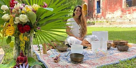 Ceremonia de Cacao y música medicina con Natalie y Mariella tickets