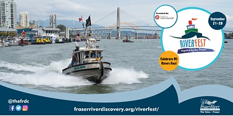 Riverfest 2021: Birds of the Fraser Estuary with Dr. Rob Butler! tickets
