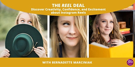 The Reel Deal | Become an Instagram Algorithm Master tickets