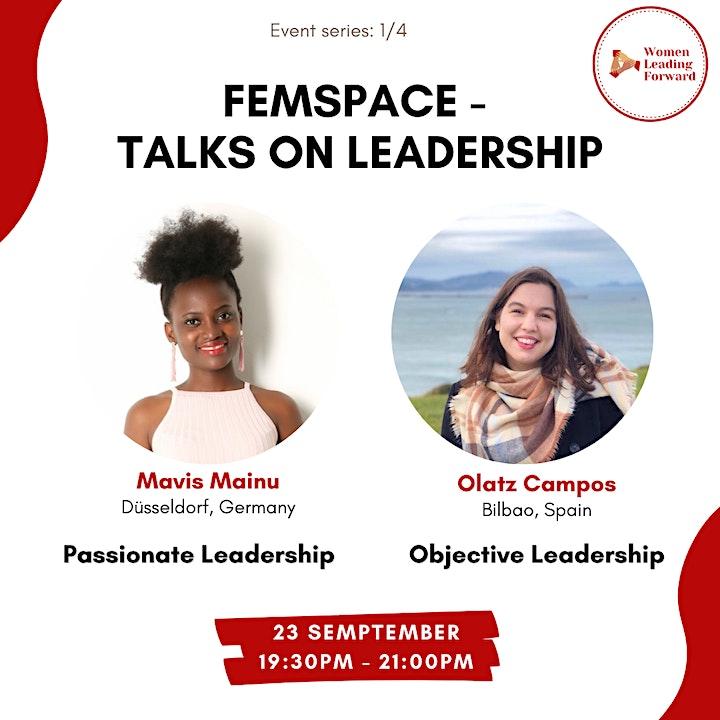 Femspace - Talks on Leadership: Bild