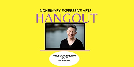 Boldly Nonbinary Expressive Arts Hangout tickets