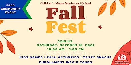 Fall Fest  - Children's Manor Montessori Bel Air tickets