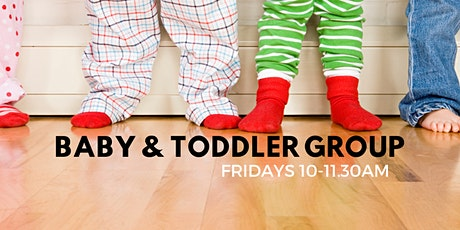 HBC Babies and Toddler Group -17th September tickets
