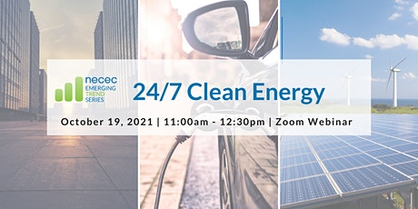 Emerging Trends Series: 24/7 Clean Energy tickets