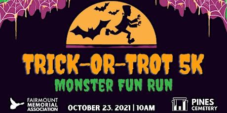 Trick-or-Trot 5K Monster Fun Run tickets