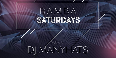 Bamba Saturdays at Space54 tickets