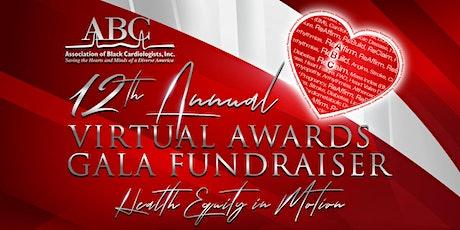 ABC 12th Annual Virtual Awards Gala Fundraiser tickets