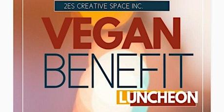 Vegan Benefit Luncheon tickets