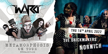 Metamorphosis Tour;The Brickmakers- Norwich tickets