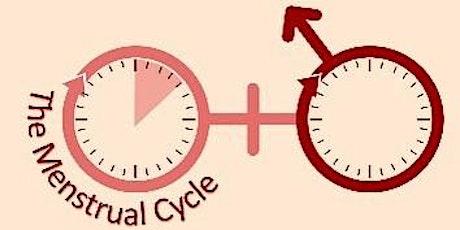 Menstruation Matters' Menstrual Cycle tickets
